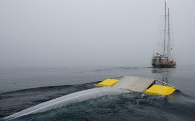 Un océan de plastique: la menace des déchet plastiques pour l'écosystème marin