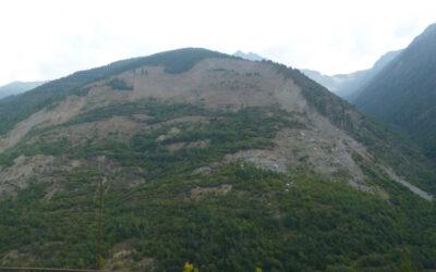Les grands mouvements de terrain dans les Alpes Maritimes : une histoire liée aux changements climatiques depuis 10 000 ans
