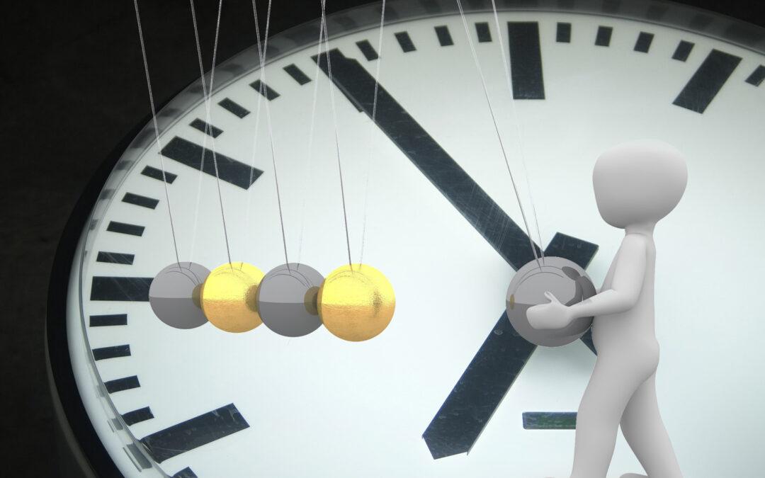 Histoire de la mesure du temps physique: à quel rythme vivons-nous?